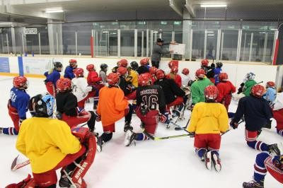 Goaltender Growth Camp
