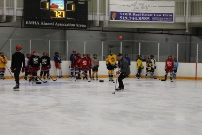 """Complete Player"" Sessions - Lions Arena (Fridays 6PM)"